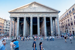 Panteão em Roma, Italy Fotografia de Stock