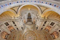 Panteão nacional em Lisboa, Portugal Fotos de Stock Royalty Free