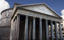 Panteão Roma Foto de Stock Royalty Free