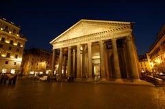 Panteão Roma Foto de Stock