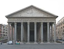 Panteón Fotografía de archivo libre de regalías