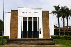 Panteón de los héroes en Lapa (el Brasil) Imagenes de archivo