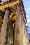 Panteón en Roma, Italia Imagenes de archivo