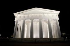 Panteón en Volksgarten, Viena, Austria Fotografía de archivo