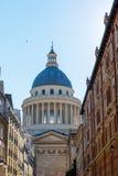 Panteón histórico en París, Francia Imagen de archivo