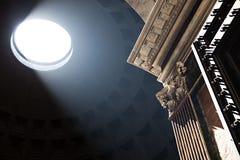 Panteón, Roma Imagen de archivo