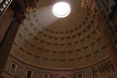 Panteón Roma Imágenes de archivo libres de regalías