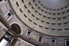 Panteón Roma Imagenes de archivo