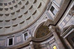 Panteón Roma Fotos de archivo
