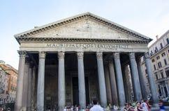 Panteón, Roma, Italia Fotografía de archivo