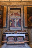 Panteón, Roma, Italia Imágenes de archivo libres de regalías