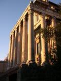 Panteón romano Imágenes de archivo libres de regalías