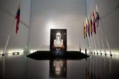 Panteón Simon Bolivar Imagen de archivo