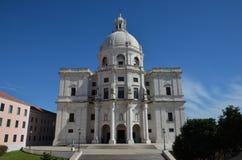 Panteao nacional in Lissabon Lizenzfreie Stockfotos