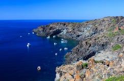 Pantelleria Photographie stock libre de droits