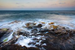 Pantellerias Küste Lizenzfreies Stockbild