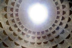 Panteón - el interior Imagen de archivo