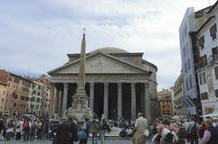 Panteón y obelisco Fotografía de archivo