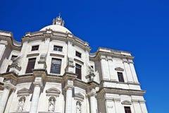 Panteon里斯本,葡萄牙 库存照片