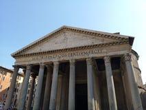 Panteon de Roma foto de stock royalty free