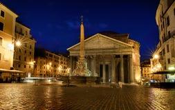 Panteon i Italien Arkivbild