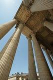 Panteon a Parigi Fotografie Stock