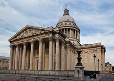 Panteon Parigi Francia Fotografia Stock Libera da Diritti