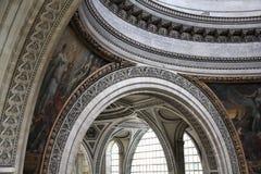 panteon Paris Zdjęcia Royalty Free