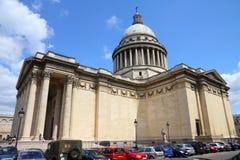 panteon Paris Zdjęcie Stock