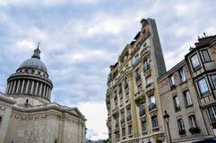 Panteon, Paris Zdjęcie Stock