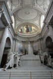 panteon Paris Obraz Royalty Free
