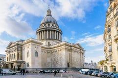 panteon Paris Fotografia Stock