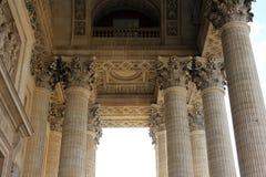 panteon Paris Obrazy Stock