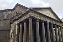 Panteon a Roma immagini stock
