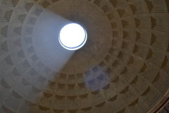 Panteon Roma fotografie stock