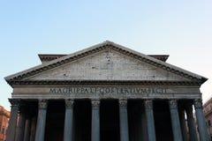 Panteon, Roma Fotografia Stock