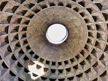 Panteon Roma della cupola Fotografia Stock Libera da Diritti