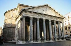 Panteon, Roma, Italia fotografia stock