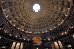 panteon Rome Obraz Stock