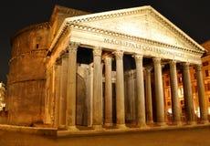 panteon Rome Zdjęcia Stock