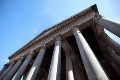 Panteon von Rom Lizenzfreie Stockfotos