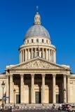 Panteon w Łacińskiej ćwiartce Paryż Francja Fotografia Stock