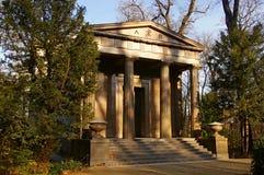 Panteon w ogródach pałac w Berlin zdjęcie stock