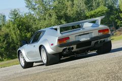 Pantera detomaso Royalty Free Stock Photo