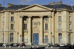 Panthéon-Assas University, Paris Royalty Free Stock Photo