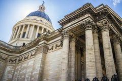 Panthéon,巴黎 库存图片