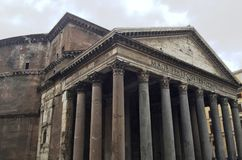 Panthéon à Rome images stock
