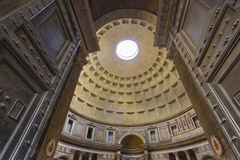 Panthéon à Rome Photographie stock libre de droits