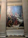 Panthéon de Paris Images libres de droits
