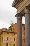 Panthéon de Rome image libre de droits